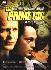 Prime Gig (DVD, 2003) Region 4 Drama Comedy DVD Rated M in Like NEW Condition