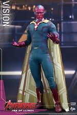 HOT TOYS Avengers 2 Age of Ultron Vision 1/6 Action Figure NEW IN STOCK  MMS296