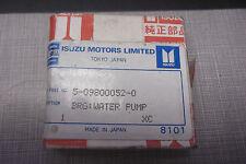 Isuzu water pump Bearing 5-09800052-0 4Bd1/4Bg1/6Bd1