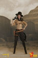 T.S.toys Female Cowboy Lauren J Begins 1/6 Action Figure