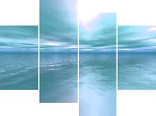 Landscape Canvas Digital Seascape Art Picture LAN16