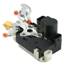 Door Lock Actuator Integrated Latch Left Driver Side For Chevy GM15110643 Style