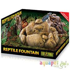 Exo Terra Reptile fountain Waterdish Pump Included