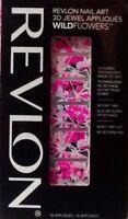 Revlon By Marchesa Nail Art 3D Jewel Appliques ~ 04 Floral Fatale ~ NEW
