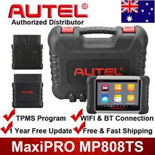 Autel MP808TS as MaxiSys MS906TS Auto TPMS Programming OBD2 Full-System Scanner