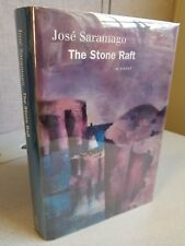 The Stone Raft - Jose Saramago - First Edition, 1st Printing