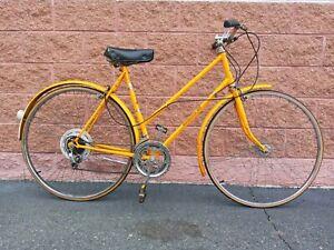 Vintage Raleigh Sprite Road Bicycle