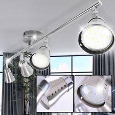 12W LED Decken Flur Strahler Bad Küchen Lampe Zimmer Leuchte 4-er Spot beweglich