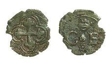 pcc1453_2) Savoia Carlo Emanuele I Quarto Di Soldo C E - mancanze