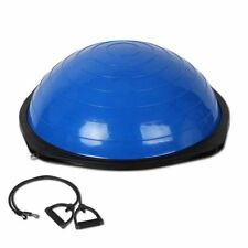 Bosu FIT-C-BALANCE Trainer Ball with Resistance Bands - Blue
