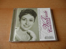 CD Caterina Valente - Ganz Paris träumt von der Liebe - 2005 - 22 Songs