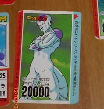 DRAGON BALL Z DBZ AMADA PP PART 13 CARD CARDDASS CARTE 533 MADE IN JAPAN **