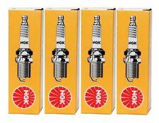 NGK Spark Plugs BKR6EQUP NGK3199 x4