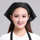 Men Women Adjustable Soild Chef Hat Kitchen Cooking Breathable Baker Waiter Cap