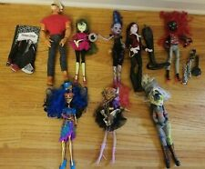Monster High HUGE Lot 80+ Dolls SDCC exclusives, Ever After accessories and more