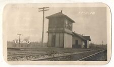 WMRR Depot KIRK MD Baltimore GreenSpring Western Maryland Railroad Railway Photo