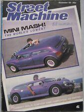 Street Machine Magazine November 1985 Vol.7 No.7