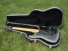 1989 Fender Early Masterbuilt Custom Shop Stratocaster Factory Floyd Rose