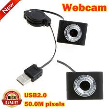 50MP USB2.0 HD Webcam Camera Web Cam With Mic  For Computer PC Laptop Desktop