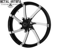 "26"" inch MAW-002 Custom Motorcycle Agitator Wheel for Harley Davidson"