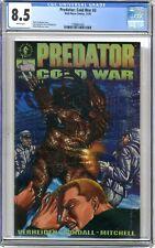 Predator: Cold War  #3   CGC   8.5   VF+   White pages