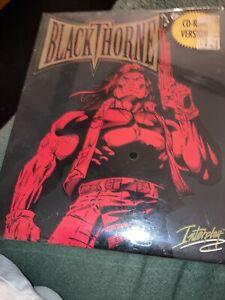 Brand New Sealed Blackthorne 1994 PC Big Box Game Interplay Blizzard ULTRA RARE