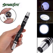 1200LM Flashlight Cree Q5 LED High Power Tactical Torch AAA Lamp Super Bright