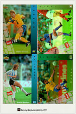 1994 UD World Cup Soccer U.s.a Trading Card Player of The Year Wc8 ENZO Scifo