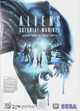 * Aliens Colonial Marines : Limited Edition * PC DVD GAME * Brand new Sealed *