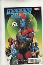 Guardians 3000 Gamestop Variant Cover #1 Comic Book Marvel Very Fine