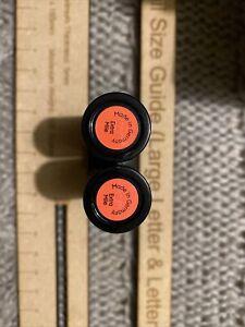 CYO COLOUR CREAM LIPSTICK x2 - Extra Mile - BRAND NEW