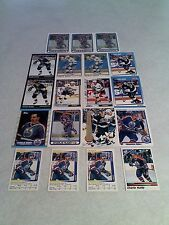 *****Charlie Huddy*****  Lot of 85+ cards.....26 DIFFERENT / Hockey