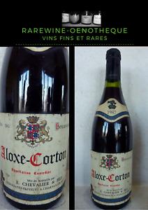 1987, Aloxe-Corton