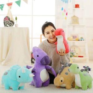Dinosaur Soft Plush Toys Stuffed Animals Cute Cuddly Dinosaur Toys