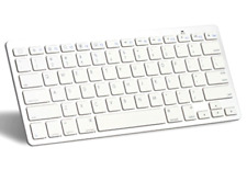 "Apple iPad Air 3 3rd 10.5"" Ultra Slim Bluetooth Wireless Keyboard IOS QWERTY"