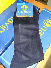 6 paia calza corto uomo NAVIGARE art.DARK C 200 filo di scozia scarpa 42/44