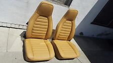 PORSCHE 911 912 911t SEAT KIT STANDARD 75-84 UPHOLSTERY LEATHER BEAUTIFUL NEW