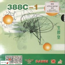Dawei 388C-1 King Pips Out Special OX Table Tennis Rubber