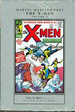 MARVEL MASTERWORKS X-MEN VOL 1 #1-10 Stan Lee - Hardcover HC - NEW - MSRP $50