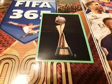 #430 Women's World Cup trophy / Panini FIFA 365 2020 football sticker