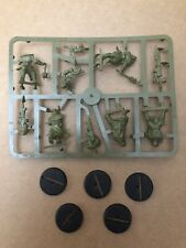 Chaos Space Marines Chaos Cultists X 5 - Warhammer 40k - Games Workshop - New