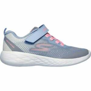 GIRLS KIDS SKETCHERS SPORTS TRAINERS BOOTS SCHOOL RUNNING SLIP ON SHOES SIZE