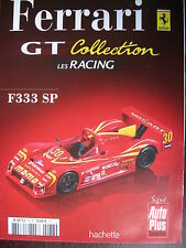 FASCICULE 78 FERRARI GT COLLECTION F333 SP + POSTER