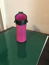 Polder Hot Sleeve Pink Curling Iron Straightener Holder Organizer Heat resistant