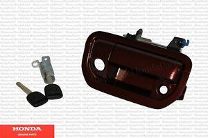 Genuine Honda 2017-2019 Ridgeline Tailgate Lock Kit (Lock & Handle) (R561P)