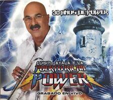 PUERTO RICAN POWER - 30 AÑOS DE POWER GRABADO EN VIVO - CD
