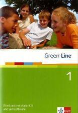 Green Line 1 - Workbook mit Audio-CD und Lernsorftware *** NEU *** 9783125471283