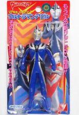 ULTRAMAN real hero Series Soft Vinyl Toy Figure ULTRAMAN GAIA YUTAKA 1998 SEALED