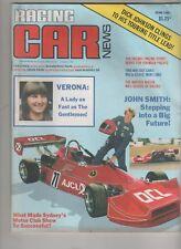Racing Car News 1981 Jun MIGI Mazda 323 Mini Limo Audi Quatro Calder Adelaide Or