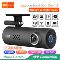 70MAI 1S 1080P Car DVR Dash Vehicle Camera Video Recorder Night Vision G-Sensor